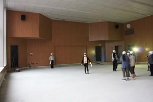 2・3階 講堂