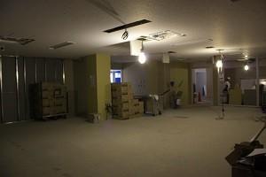 1階 図書室