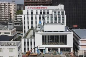 戸田中央総合病院7階より