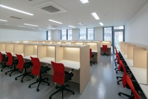 B館1F 学習室