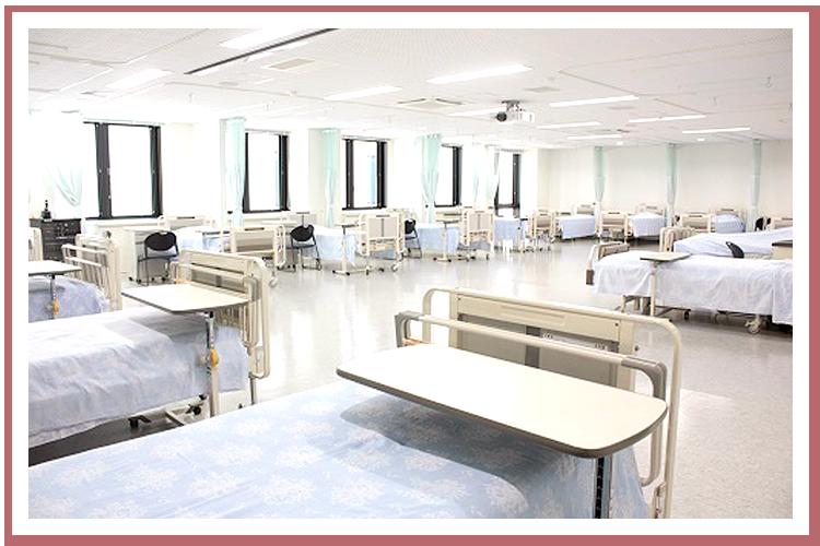 2F 成人・老年看護学実習室