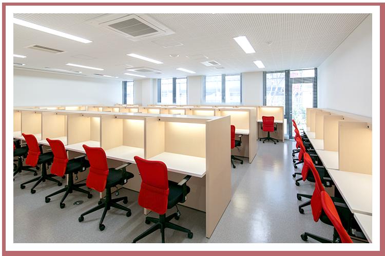 1F学習室