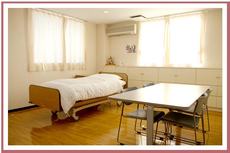 2F 在宅看護学実習室
